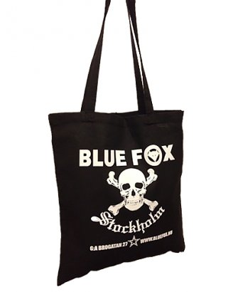 Blue Fox Totebags Svarta
