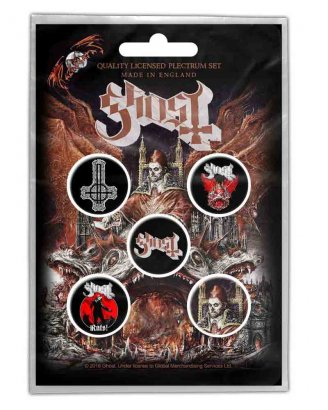 Ghost Prequelle PINS 5-PACK
