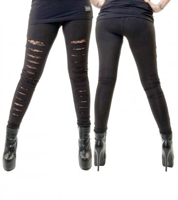 Leggings Svarta Slasher