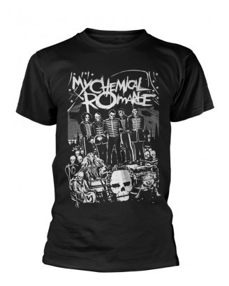 My Chemical Romance Dead Parade T-shirt