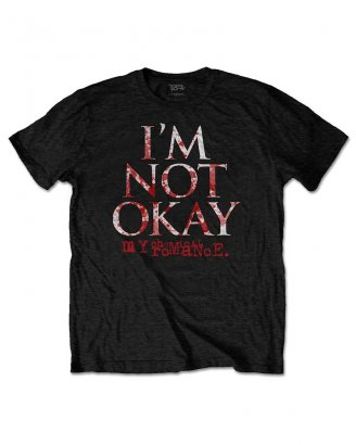 My Chemical Romance - Im Not Ok T-shirt