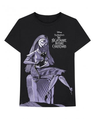Nightmare Before Christmas T-shirt Sally Jumbo