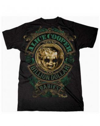 Alice Cooper Billion Dollar Babies T-shirt