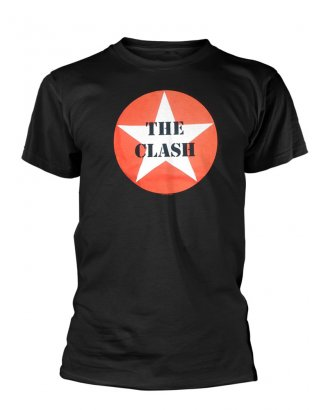 Clash Star Badge T-shirt