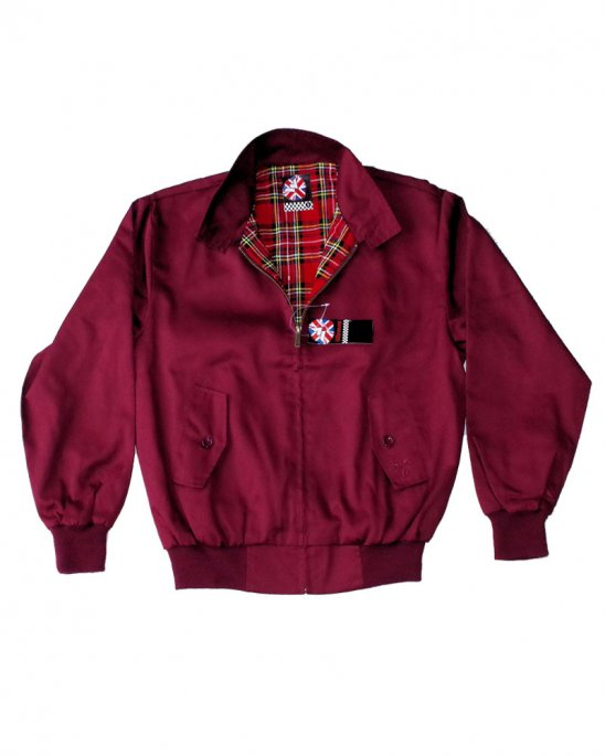 Harrington Jacka Vinröd Warrior