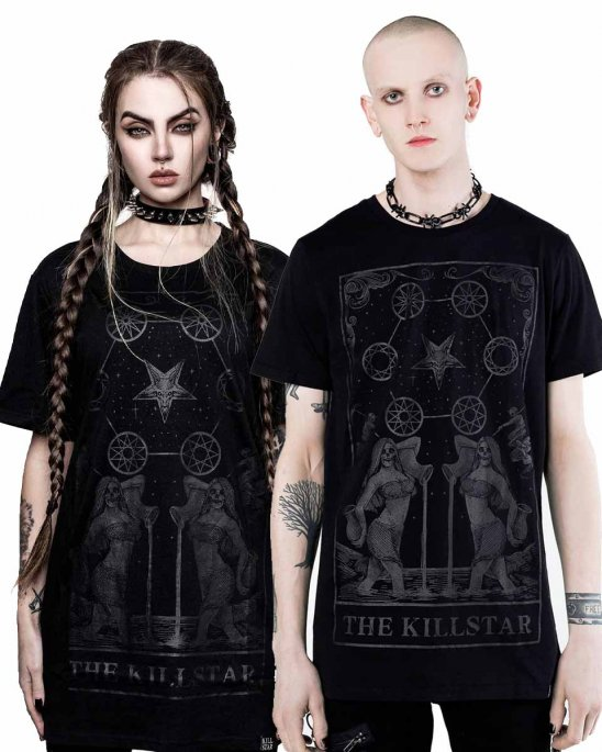 killstar-t-shirt-pentagram-svart
