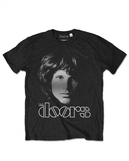 The Doors Jim Halftone T-shirt